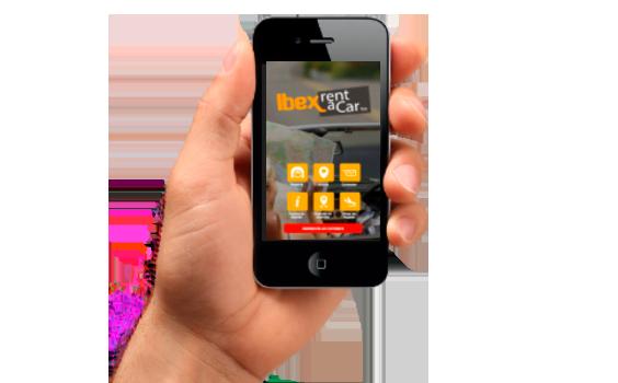 Ibexrentacar App